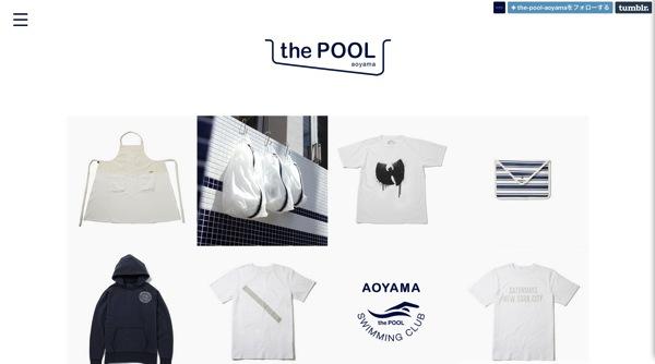 the POOL aoyama公式サイト