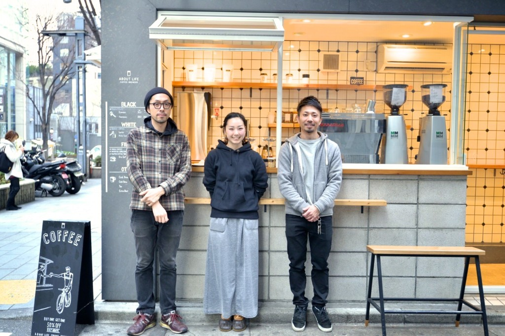aboutlifecoffeeの皆さん