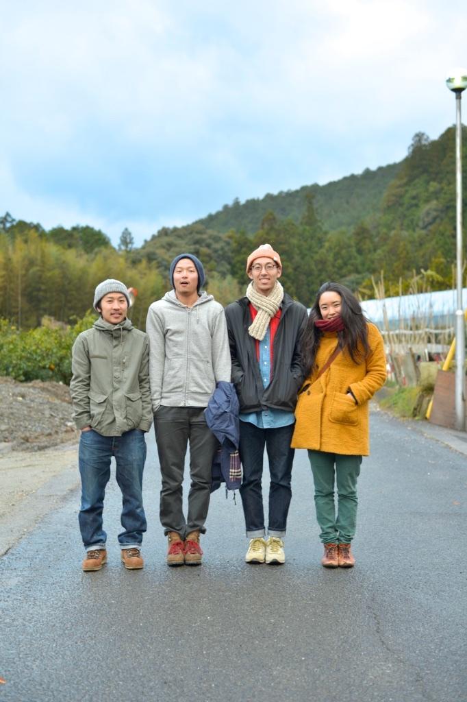 徳島県神山町で撮影した灯台もと暮らしの写真